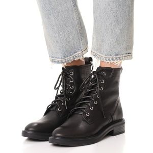Dolce vita lace up boots